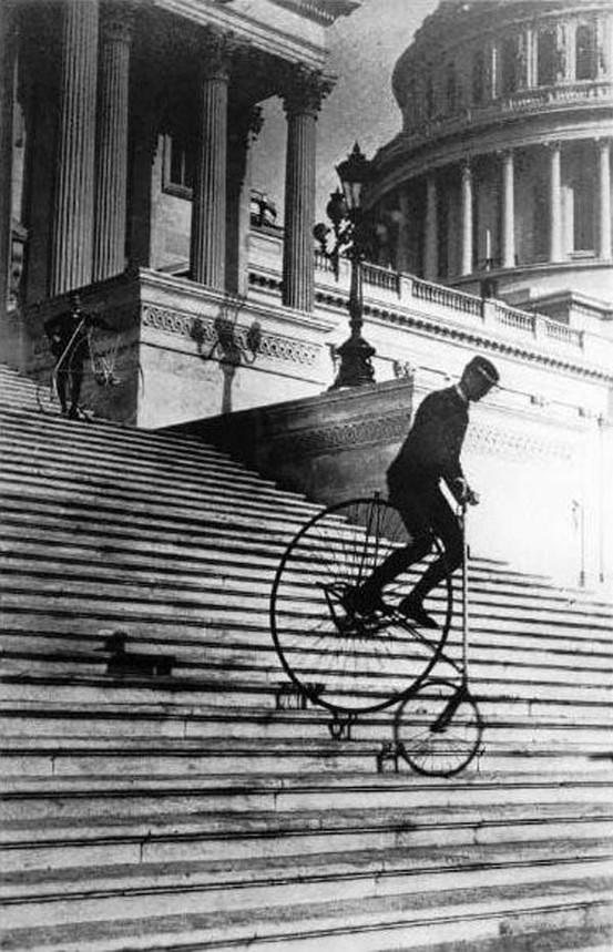 bikeonstairs